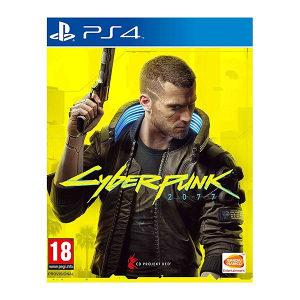 Cyberpunk 2077 PS4 igra vakum