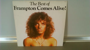 Lp Peter Frampton - The best of Frampton comes alive