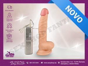 Vibrator Real Extreme 16cm x 3.5-4cm | sexyshop.ba