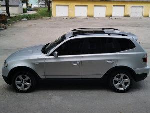 BMW X3 2.0d XDRIVE 4x4 2010 Mod