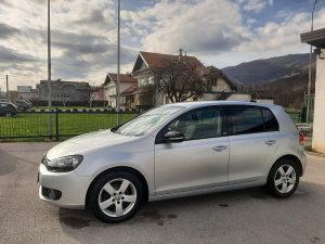 VW GOLF VI 6 1.6 TDI 77 kw 2011.god STYLE FULL STANJE