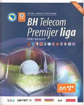 BH Telecom Premijer liga 16/17 album + set