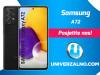 Samsung Galaxy A72 128GB (6GB RAM) – 4G (LTE)