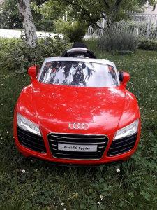 Audi R8 autic na akumulator, igracka, igracke