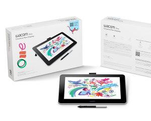 WACOM DTC133W0B One Pen graphic display