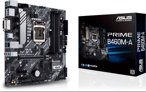 Asus Prime B460M-A s1200 Intel 10th gen
