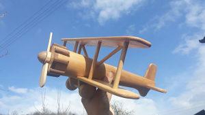 Drveni avion