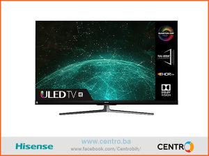 HISENSE TV LED 55U8QF