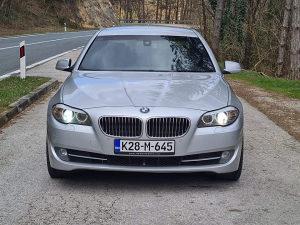 BMW 530 f10 F1 šaltanje