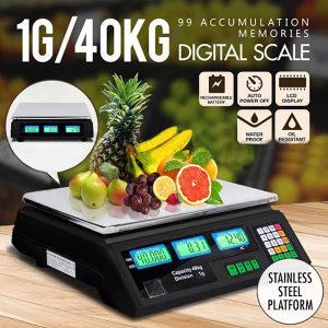 Trgovacka vaga digitalna do 40kg