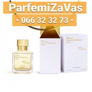 Maison Francis Kurkdjian Gentle Fluidity Gold 35ml EDP U 35 ml