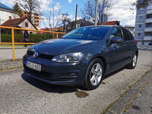 VW GOLF 7 1,6TDI 77KW STANJE NOVO MODEL 2014