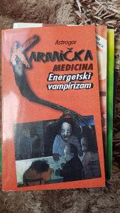 Karmicka medicina, Energetski vampirizam