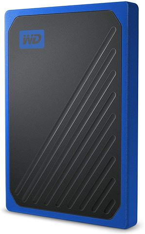 Vanjski prijenosni SSD WD My Passport™ Go Cobalt...