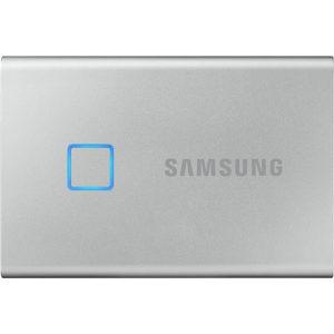 Vanjski SSD 500GB SAM Portable T7 Silver EU...