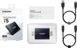 Vanjski SSD Samsung 1TB MU-PA1T0B T5...