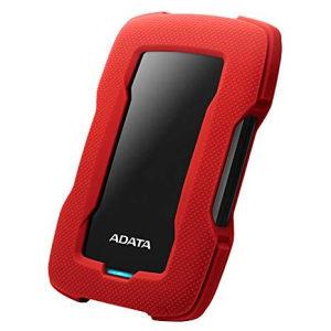 Vanjski tvrdi disk 1TB HD330 USB 3.2 Crno/Crveni...