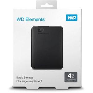 Vanjski Tvrdi Disk WD Elements™ Portable 4TB WDB...