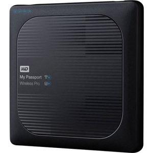 Vanjski Tvrdi Disk WD My Passport Wireless Pro 4TB...