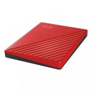 Vanjski Tvrdi Disk WD My Passport™ USB 3.2 Red 4...