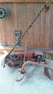 Traktorska kosilica Superior
