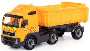 Polesie veliki kamion s prikolicom, igracka, igracke