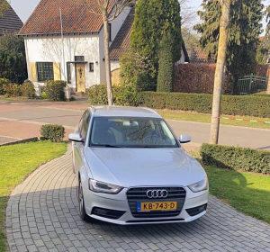 Audi A4 2.0 TDI LED-XENON