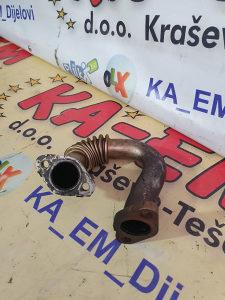 Cijev AGR VW GOLF 6 08-12.g 03P131521B KA-EM