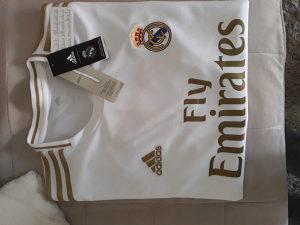 Adidas Real Madrid Home Dres Original
