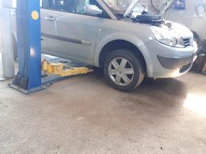 Renault Scenic djelovi i oprema
