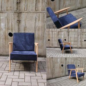 Restaurirana fotelja