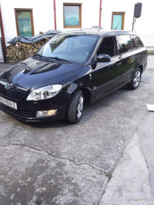Škoda Fabia 1.2 TDI 55KW