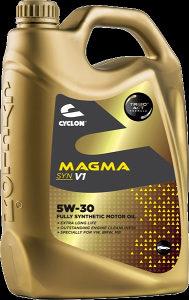 Ulje Cyclon Magma SYN V1 5W-30 5l