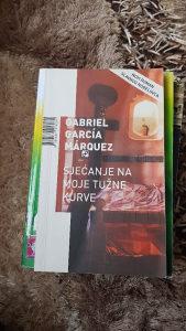 Sjecanje na moje tuzne kurve, Gabriel Garcia Marquez