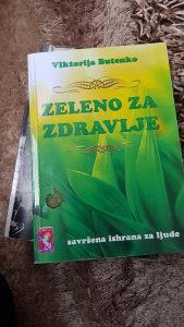 Zeleno za zdravlje, Viktorija Boutenko