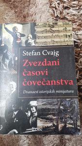 Zvezdani casovi covecanstva, Stefan Cvajg