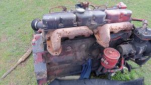 Man 8 136 motor