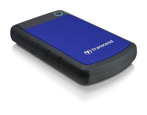 Vanjski tvrdi disk1TB StoreJet 25H3B Transcend USB...