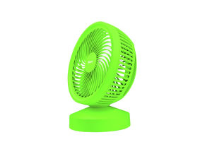 Ventu USB Cooling Fan - green...
