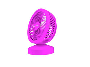 Ventu USB Cooling Fan - pink...