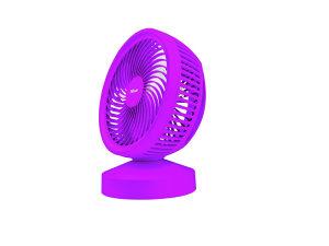 Ventu USB Cooling Fan - purple...