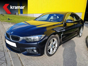 BMW 418 D Gran Coupe Tiptronik M-Sportpaket Edition