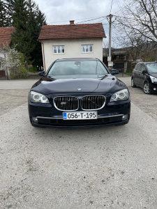 BMW 740 i long M-paket