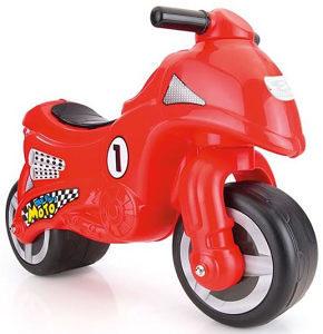Moj prvi motor, crvena boja, Dolu, igracke