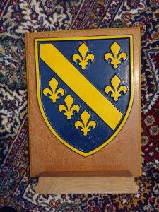 Grb Republike Bosne i Hercegovine RBIH