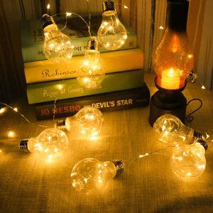 LED sijalice u obliku sijalice lampice lampice ukrasne
