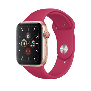 Narukvica Apple Watch 38mm 40mm Pomegranate