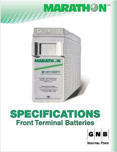 Solarne baterije MARATHON