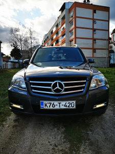 Mercedes-Benz GLK 220 prešao 80.000 automatik 4x4