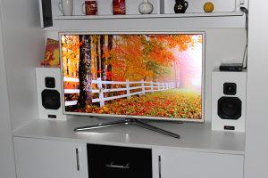 "Samsung Smart TV 40"" Full HD LED 3D Wi-Fi -Bijeli"